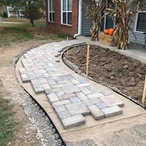 New Landscaping Project!